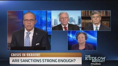Surprised at tepidness of Russia sanctions: Pro