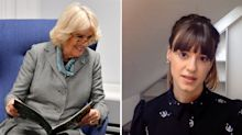 Normal People's Daisy Edgar-Jones bonds with Duchess of Cornwall over hit novel