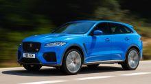 2019 Jaguar F-Pace SVR First Drive Review | Magnificent beast
