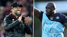 'This is getting silly now!' - Akinfenwa invited to Liverpool title parade by Klopp