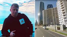 Bartender who died in Gold Coast balcony fall lived in area for just six weeks