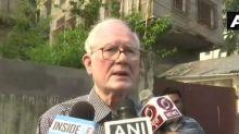 Ex-Assam DGP Harekrishna Deka alleges EVM tampering after casting vote in Gauhati, says didn't complain fearing punishment