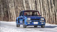 Una Renault 5 Turbo da Rally all'asta...che nessuno vuole