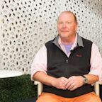 Disgraced Chef Mario Batali Apologizes…With Pizza Dough Cinnamon Rolls