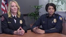 In Phoenix, women rule: Largest city with female police and fire chief