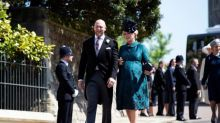 Zara Phillips and Mike Tindall's love story