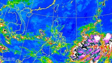 新颱恐今生成 可能撲向台灣