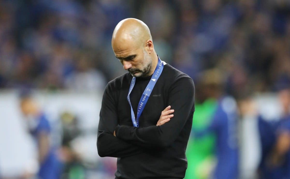 Pep Guardiola no cree que Manchester City sea un fracaso en la Champions League