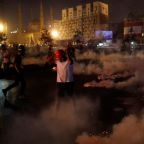 Lebanese protesters storm ministry buildings as anger over Beirut blast grows