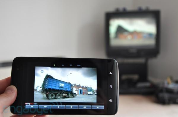 App review: SlingPlayer Mobile for Android