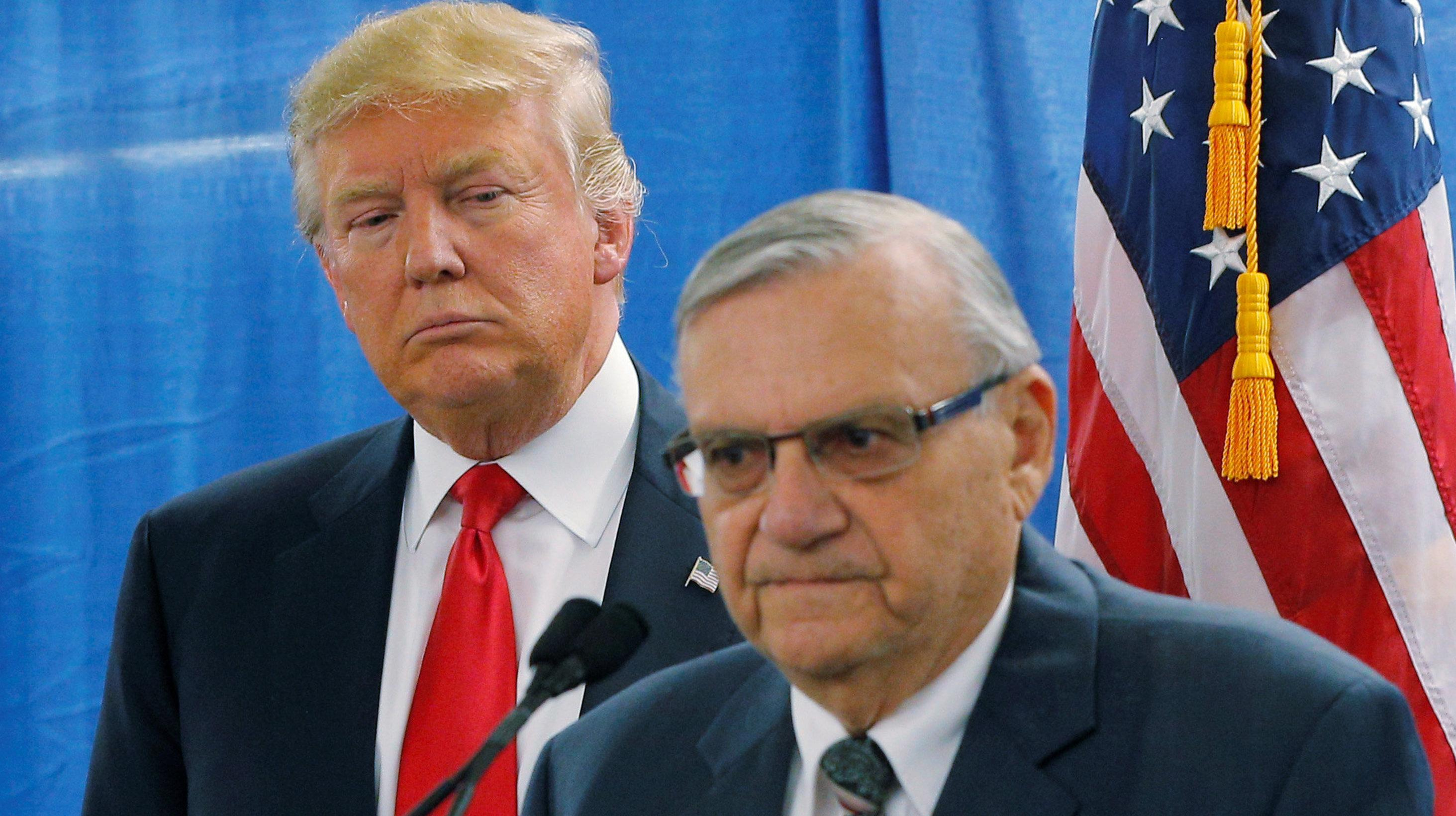 Former Clerk Defends Arizona Judge Who Ruled Against Ex-Sheriff Joe Arpaio