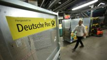 Deutsche Post says Europe business returning to normal
