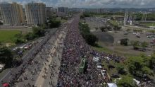 Protests against governor expand across Puerto Rico