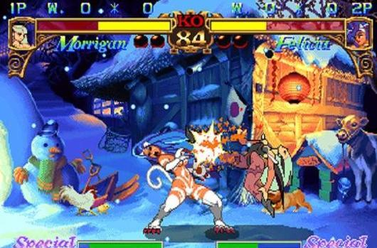Capcom registers new Darkstalkers trademark in Europe