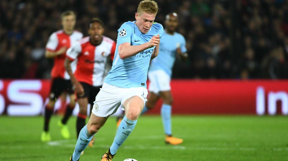 Manchester City: Guardiola schwärmt von De Bruyne