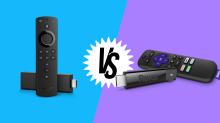 Amazon Fire TV Stick 4K o Roku Streaming Stick+: ¿cuál es mejor?
