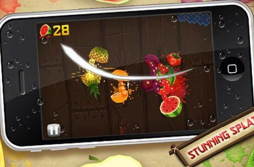Enter to win a copy of Fruit Ninja from TUAW and Halfbrick Studios