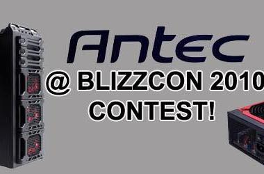 Antec celebrates BlizzCon with hot prizes in Facebook contest