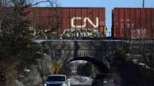 CN Rail profit beats, pulls 2020 forecast on coronavirus hit