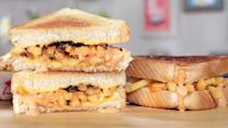In-N-Out-Inspired Animal Style Grilled Cheese