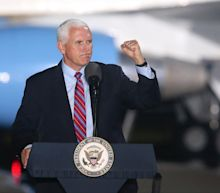 Mike Pence to continue campaigning despite 'close contact' with chief of staff who tested positive for Covid-19