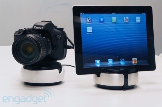 Swivl announces two motion tracking docks with support for tablets and DSLRs