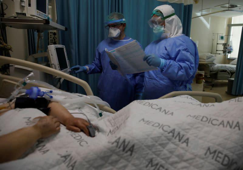 Turkey's coronavirus death toll passes 10,000