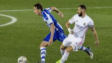 Hazard shines for Madrid without Zidane; En-Nesyri hat trick