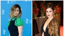 Blanca Suárez: duelo de looks en la Berlinale