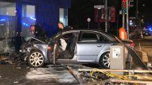 Polizei und Feuerwehr: Blaulicht-Blog: Fahranfänger verursacht schweren Unfall
