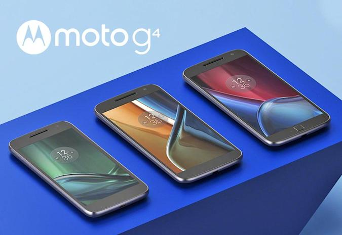 Motorola just announced three new Moto Gs