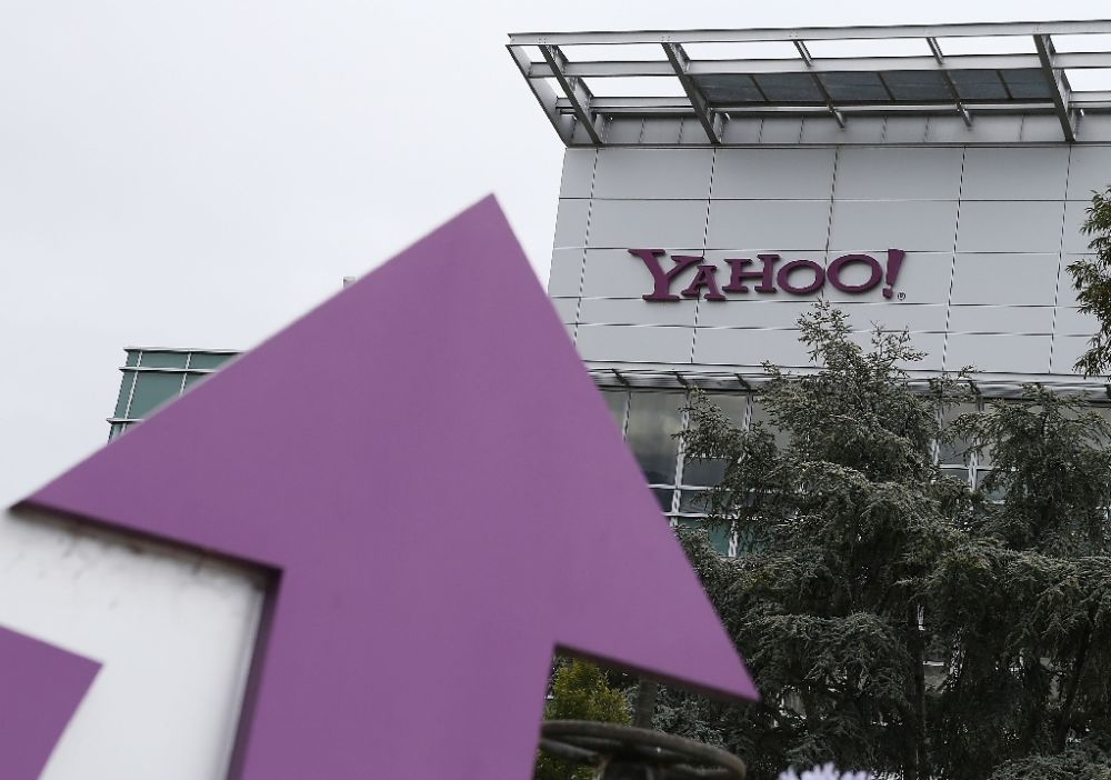 Yahoo beat expectations with quarterly earnings that showed profit more than doubled