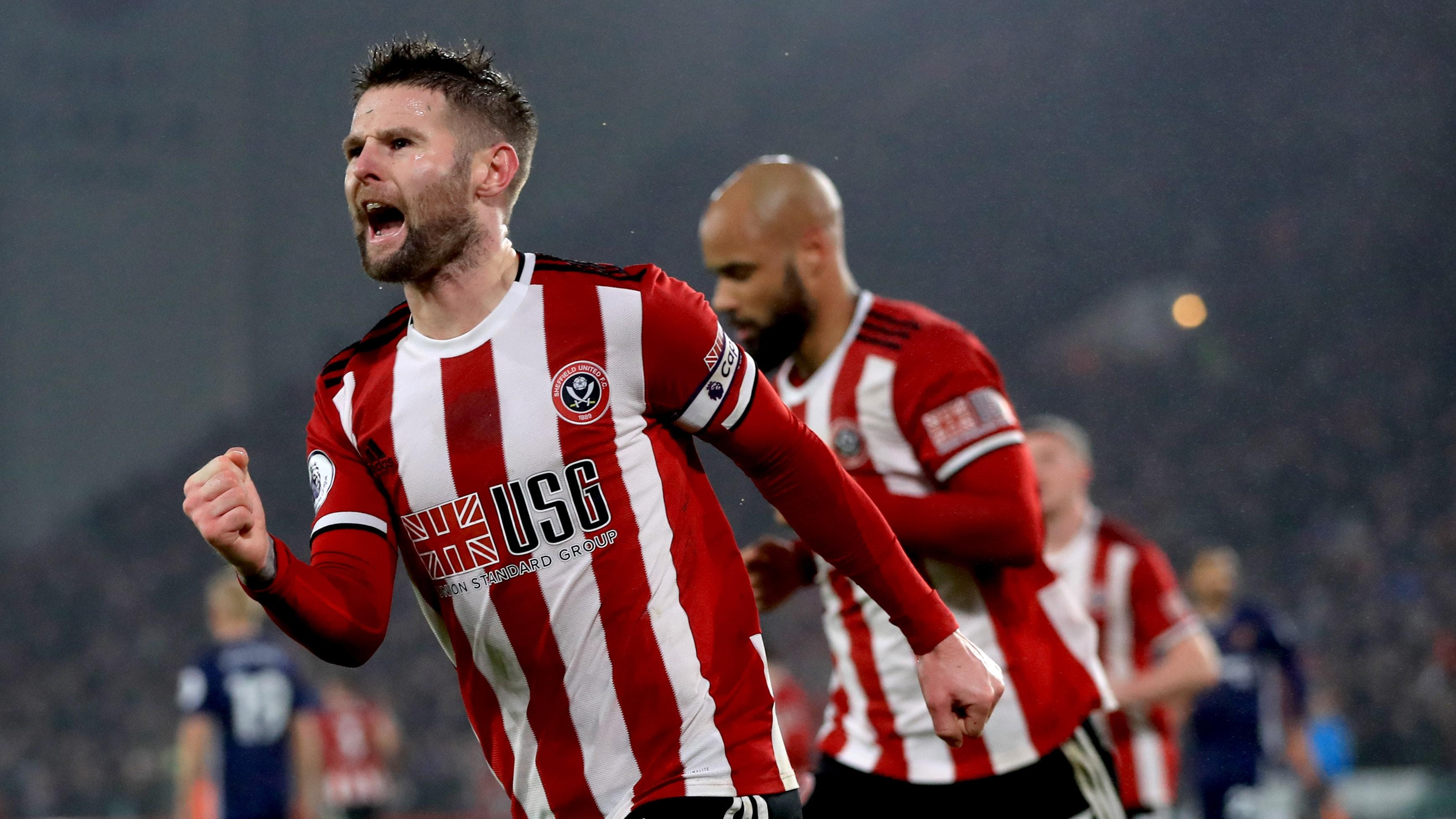 Oliver Norwood: I can't see myself leaving Sheffield United