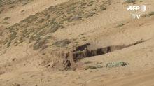 """Au Maroc, le littoral menacé par les """"mafias du sable"""""""