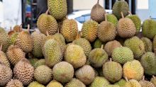 Demand for durians still strong in Singapore amid pandemic
