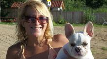 Fears woman was mauled to death by her French bulldog