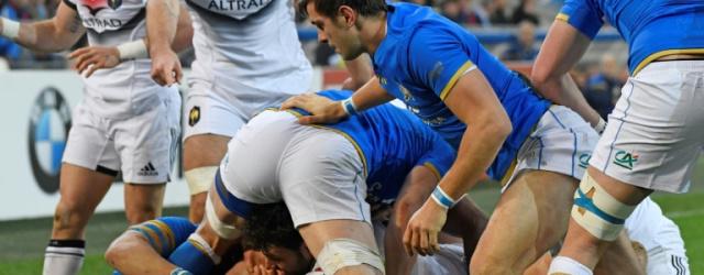 Six nations: le XV de France met fin à onze mois sans victoire