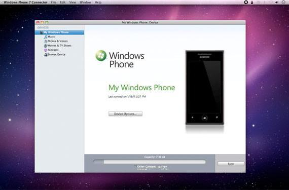 Windows Phone 7 Connector v1.1 makes uncomfortable debut in Mac App Store