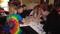 Area students eager to show support for Sandy Hook