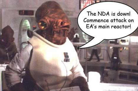 The Soapbox: The absurdity of the NDA