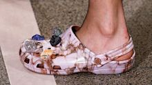 As Crocs sales soar, here's why now's the time to buy into the comfy footwear trend