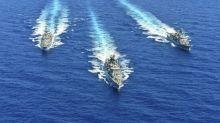 Manobras europeias no Mediterrâneo Oriental em meio a tensões greco-turcas