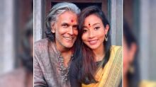 Milind Soman Gives A Savage Answer When He Was Asked The Chances Of Cheating On A Much Younger Wife: 'Relationship Is Not About Sex'