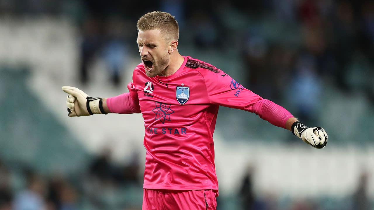 Fans hail 'insanely good' Sydney FC hero