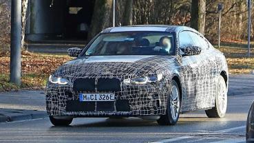 它很環保但不無聊,BMW電力驅動性能化電動跑車i4 M最新間諜照流出
