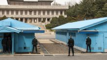 North Korean soldier 'defects to the South after crossing demilitarised zone