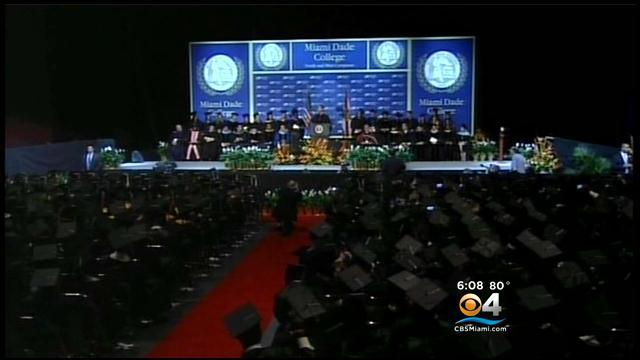 Vice President Biden To Speak At MDC Graduation