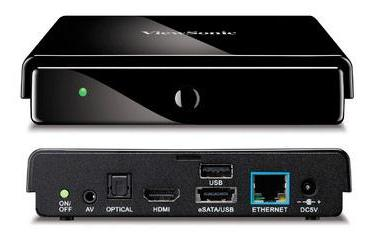 ViewSonic streams Netflix, other stuff with NexTV VMP75 networked media player
