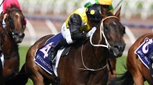 In Her Time wins Group 1 Lightning Stakes