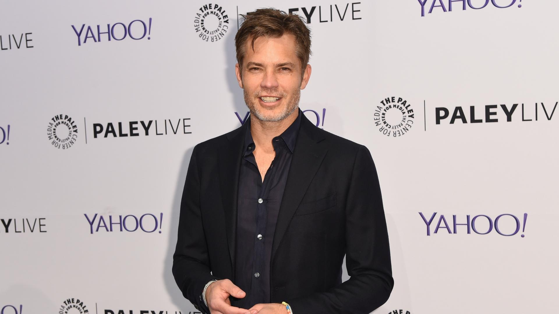 Timothy Olyphant Joins Thomas Mann in Dark Comedy \'Beef\' (EXCLUSIVE)